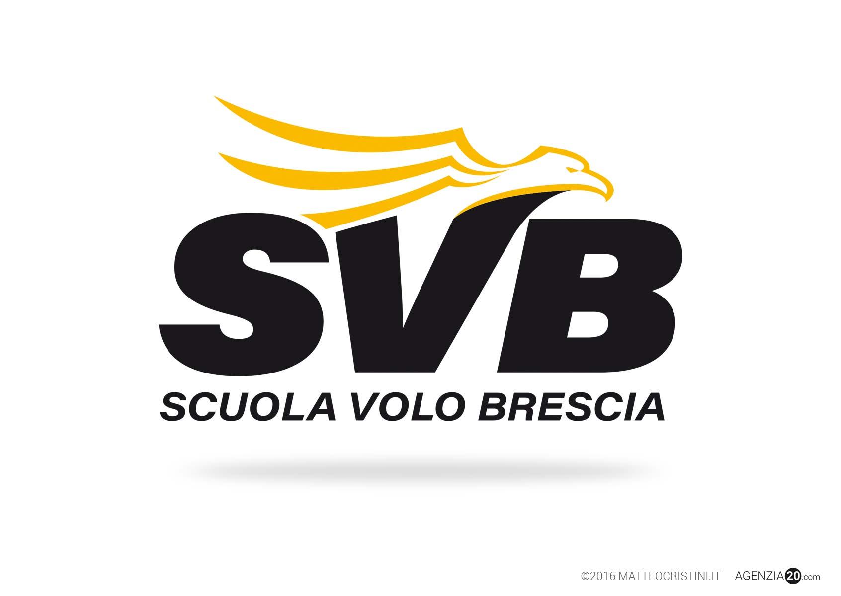 Logo Scuola Volo Brescia